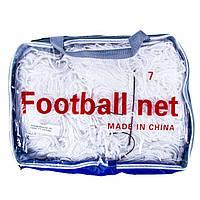 Сетка футбольная 5,5*2,44м FN-05-7