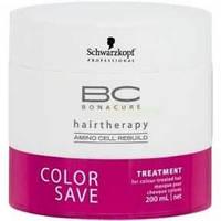 Маска для окрашенных волос Color Treatment Bonacure Schwarzkopf 200 мл