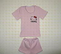 Детская пижама Китти(футболка)