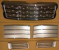 Тюнинг решетка радиатора Range Rover