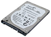 Жесткий диск  для ноутбука Seagate HDD SATA  500Gb