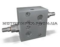 """Тормозные клапаны (подпорные) стыкового монтажа VBCDF 1/2"""" DE для гидромоторов OMP и OMR (G1/2), фото 1"""