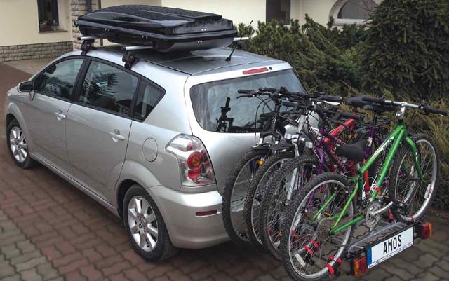 Багажники на авто