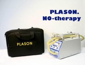 """""""ПЛАЗОН"""" - аппарат для NO-терапии и плазменной хирургии"""