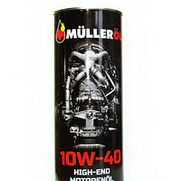 Моторное масло Muller 4T-10w40