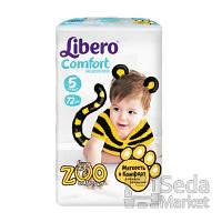 3708a55a5064 Подгузники Libero Comfort 5 (10-16 кг) в категории подгузники ...