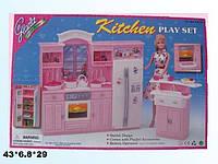 Мебель для куклы Gloria 24016 кухня