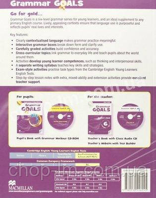 Grammar Goals 6 Pupil's Book with Grammar Workout CD-ROM / учебник с диском, фото 2