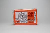 Сахарная мастика «Criamo» оранжевая для обтяжки 0,5кг (Израиль)(код 05420)