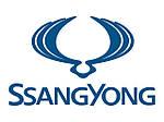 Накладки на внутрішні пороги SSANG YONG