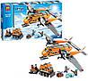 Конструктор Bela серия Urban Arctic №10441 Арктический самолёт (аналог Lego City 60064)