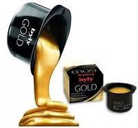 Воск для тела профессиональный Золото Byly Gold 300 г