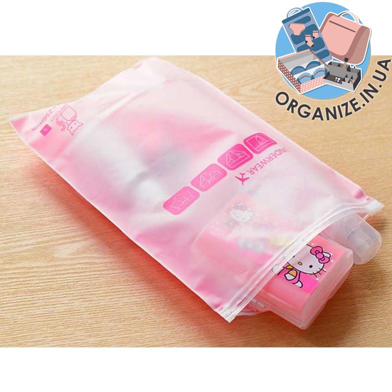 Водонепроницаемая сумка для мокрых вещей (размер М)