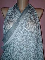 Парео-шарф  женский легкий, фото 1