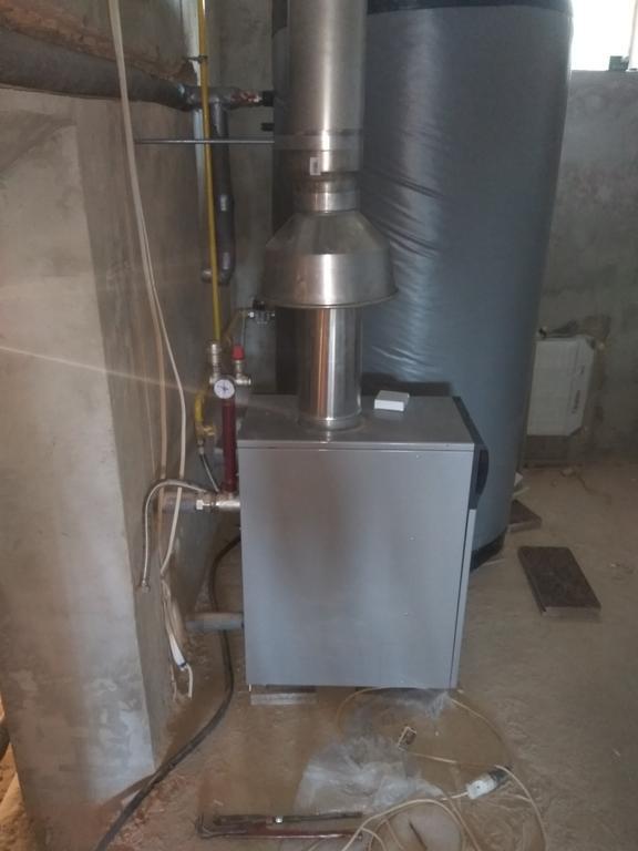 Топочная (с распределением тепла через 4-х ходовый клапан Afriso VRB141) 2