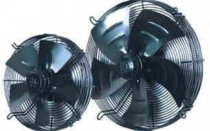 Вентиляторы Осевые серия S\B