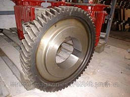 Тихоходное колесо