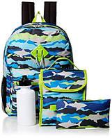 Рюкзак школьный Trailmaker с аксессуарами 5 в 1