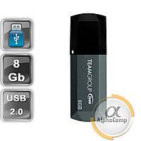 USB Flash 8Gb Team C153 USB2.0 (TC1538GB01) Black