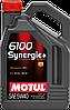 MOTUL 6100 Synerg+ 5W40 (5L)