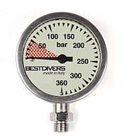 Манометр Best Diver SPG 63 0-360bar AB0779