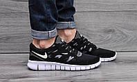 Стильные мужские кроссовки найк фри ран, Nike Free Run