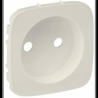 Лицевая панель розетки 2К Legrand Valena Allure Жемчуг (754979)
