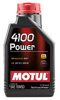 MOTUL 4100 Power SAE 15W50 (1L)