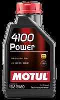 MOTUL 4100 Power SAE 15W50 (4L)