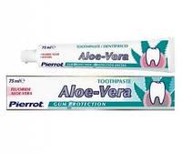 Зубная паста для защиты дёсен Алое Вера Pierrot Oral Care 75 мл
