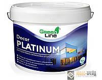 ТМ Green Line Decor Platinum «Короед»-декоративна силиконовая штукатурка (ДекорПлатинум),25 кг
