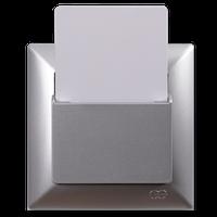 Visage серебро Устройство отключения электропитания магнитное