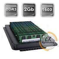 Модуль памяти SODIMM DDR3 2Gb 1600 б/у