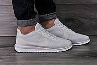 Белые мужские кроссовки найк кортез, Nike Cortez