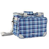 Набор для пикника KingCamp Picnic Icy Bag 3Blue CHECKERS