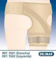 Крепление протеза бедра 5501/5502 Orliman (Орлиман) S/2 : (85-100) - (40-50) Левая