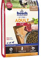 Bosch (Бош) ADULT Lamb & Rice 3кг -  корм для собак со средним уровнем активности (ягненок/рис)