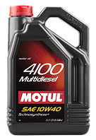 MOTUL 4100 Multidiesel SAE 10W40 (5L)