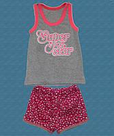 Детский летний костюм super star