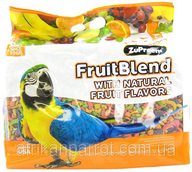 ZuPreem  Корм - Гранулы (FruitBlend) с природным фруктовым вкусом премиум Daily Bird Food -  для ары 5.4