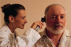 Настроювання слухового апарату