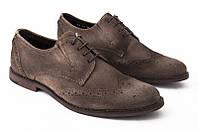 Мужские замшевые туфли оксфорд Wojas 273