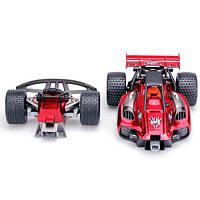 Автомобиль конструктор XLH 3-в-1 high speed 1:10 RTR 320 мм 2WD 2,4 ГГц Красная