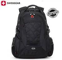 Городской рюкзак SwissGear / Wenger SA-9503 черный оригинал