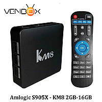 Android TV Box KM8 P-1
