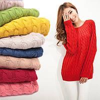 Женский трикотаж (свитера, кардиганы, кофты)