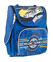 Рюкзак школьный каркасный ортопедический 1 Вересня ʺHigh Speedʺ 553300 Н-11, фото 1