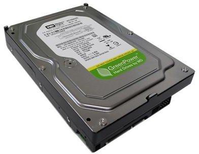 Винчестер 160GB Western Digital WD1600AVVS SATA II, IntelliPower, 8MB
