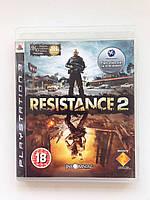 Видео игра Resistance 2 (ps3)