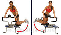 Тренажер для мышц и сердца Gymform Power Disk Ab Exerciser  (Джимфом Павэ Диск Аб Эксезайзе), фото 1